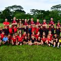 JCRS Mini Rugby Tournaments  - Set 2 vs. TRC (Tanglin Rugby Club)