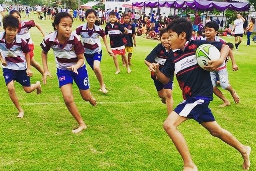 Kampuchea Balopp Touring Team to Play TRC Cup - We Need Your Support