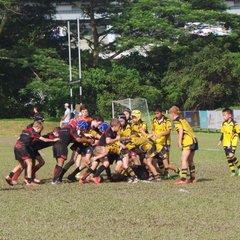 TRC U10s vs Centaurs - JRCS Match