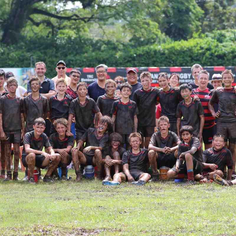 TRC U13 v Dragons - JRCS League