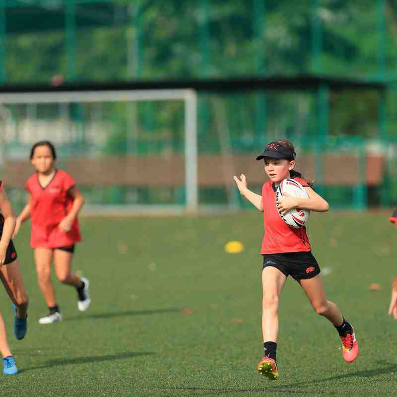 Singapore Junior Touch Championship 2017