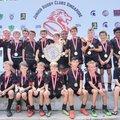 U10s Cup Winners at the JRCS League Final! Congratulations!!