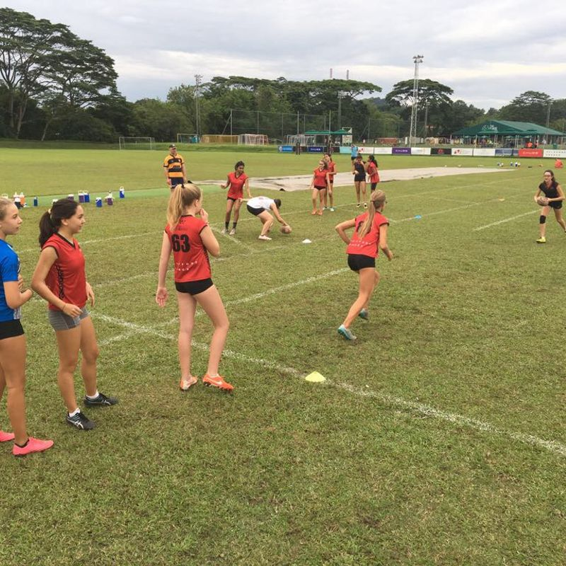 Touch Teams in Preparation for the Upcoming TAS League