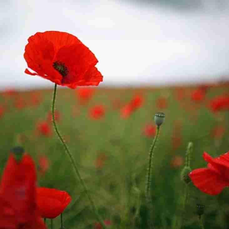 Open Invitation - Remembrance Service, Sunday 12th November