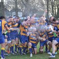 Beckenham seal first league title in 23 years!