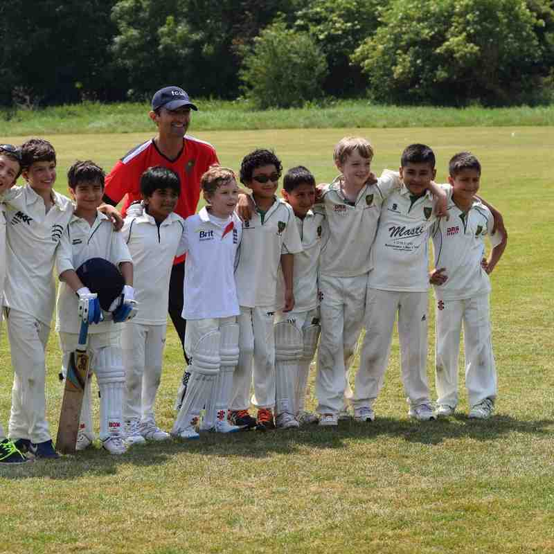 ECC vs Ickenham June 5th 2016