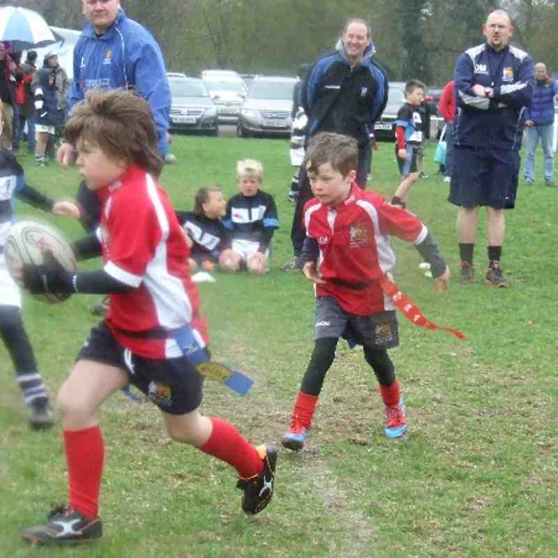 Under7's Wilmslow Festival 2013