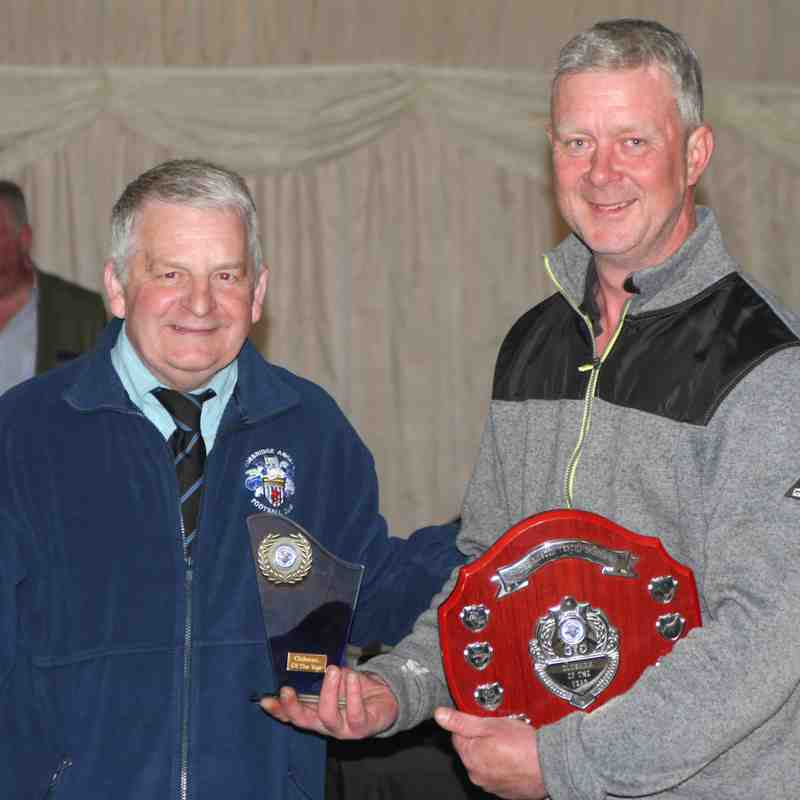 Tonbridge Angels FC 2017-18 Awards by David Couldridge