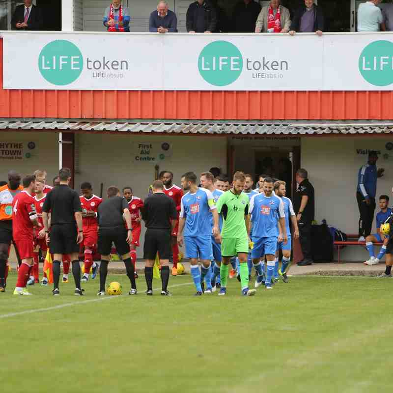 Hythe 0 v 2 Angels, FA Cup, 08sep18