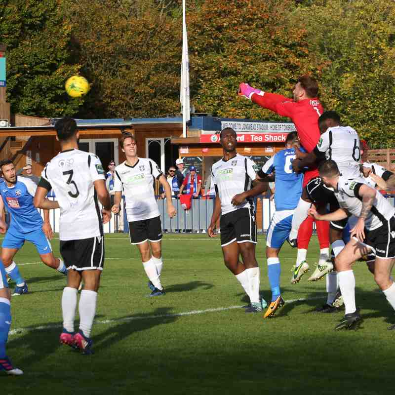 Angels v Bishops Stortford 29sep18