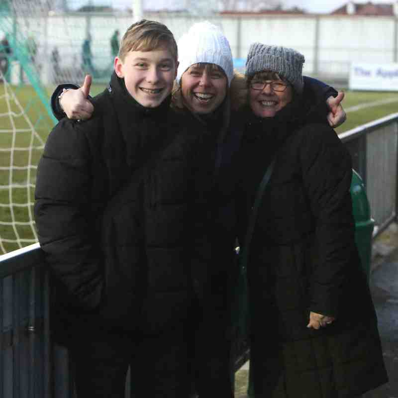 Bognor Regis Town 2 v 3 Angels 02feb19