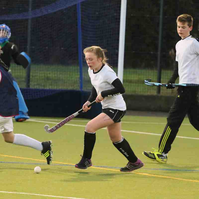 U14 Mixed at Droitwich (12 Nov 2017)