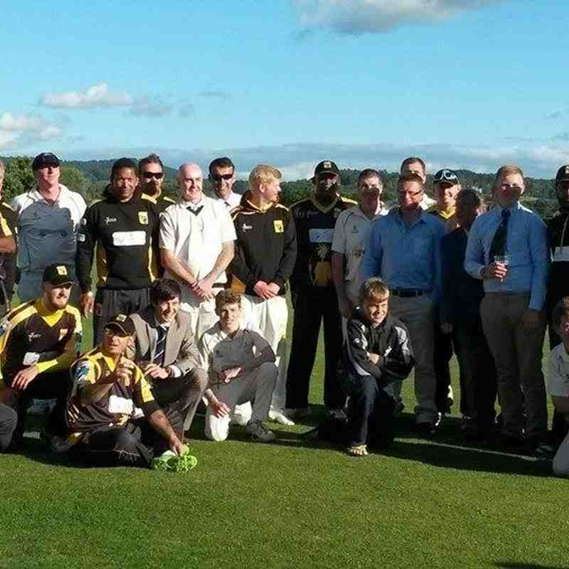 Lashings 2014