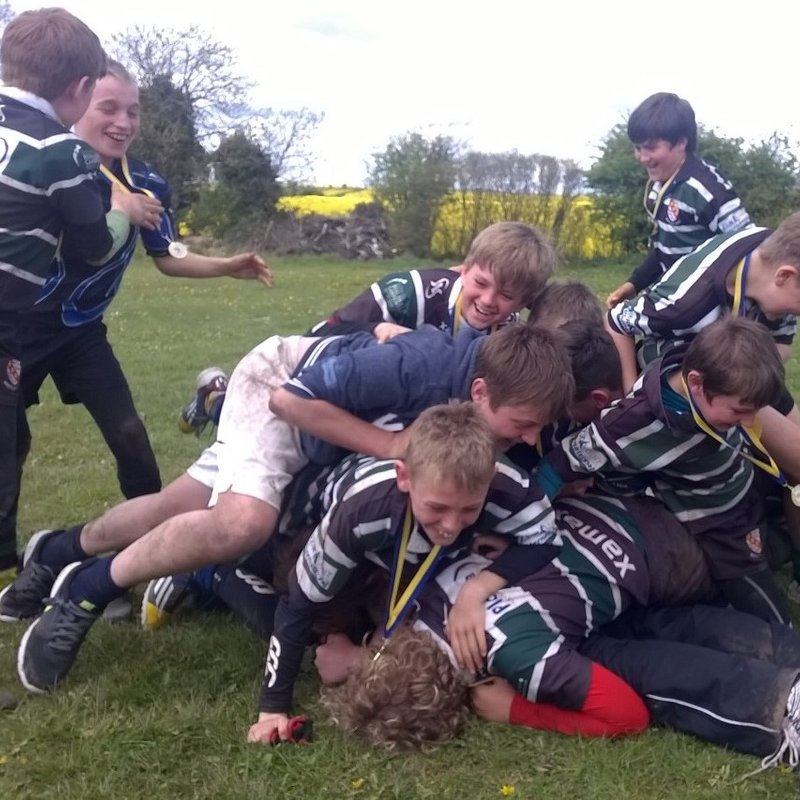 Under 13's beat Mosbrough RUFC