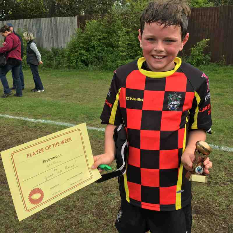 Player of the Week - Matthew Fearn