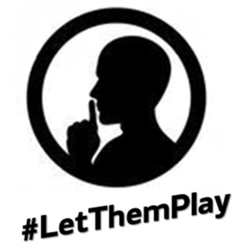 Silent Weekend this week - make sure you understand what it's all about #LetThemPlay