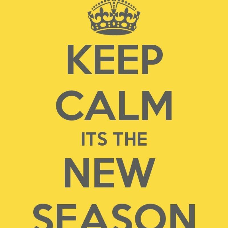 New Season 2017/2018