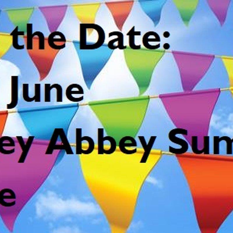 Netley Abbey School Summer Fayre