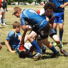 U14 vs Georgian Bay Titans - June 25 2016