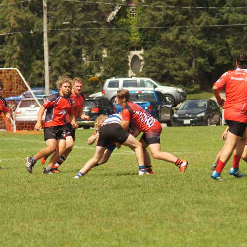 NRU Playoffs Hosted by Fergus 2017
