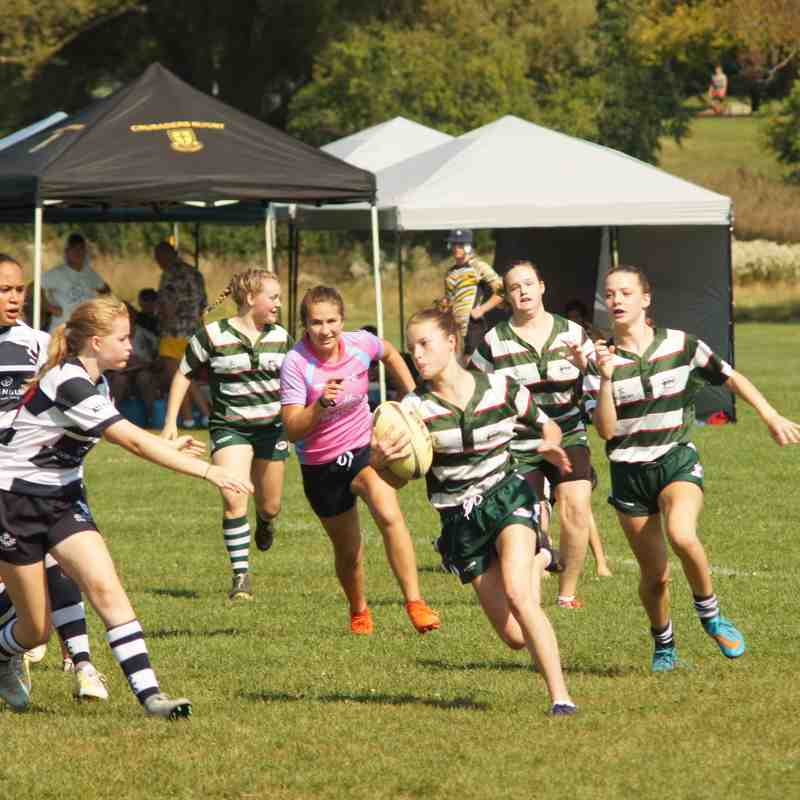 7s TIRF - U18 Girls  Sept 24 2017