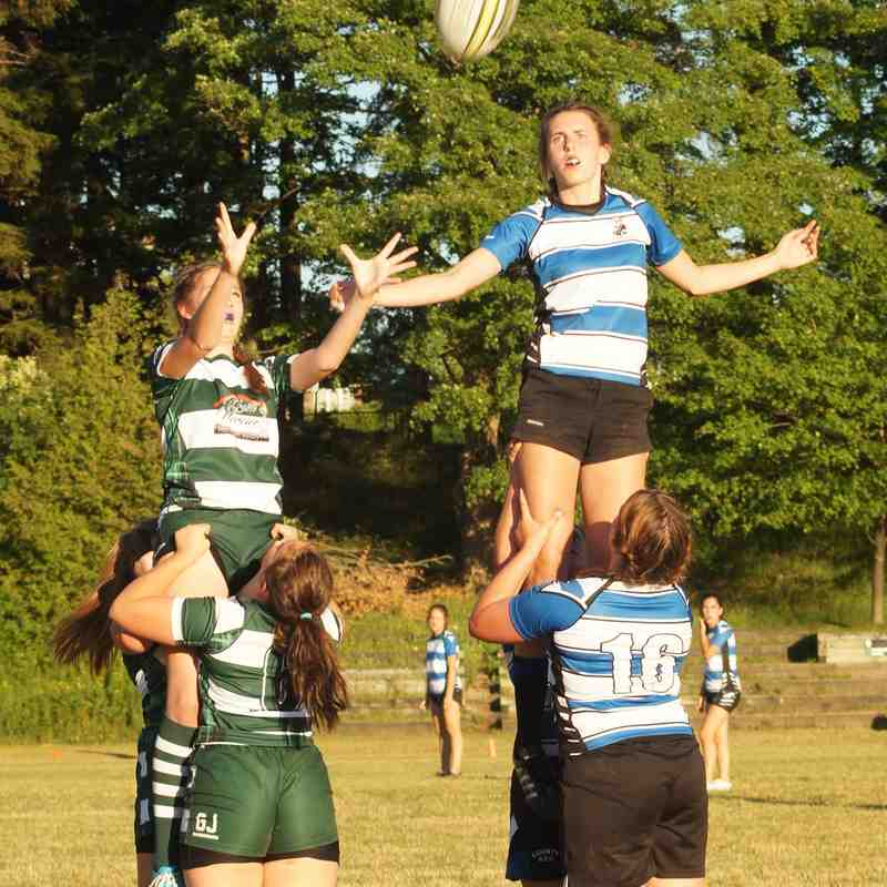 U15 Girls vs Waterloo - July 18/18