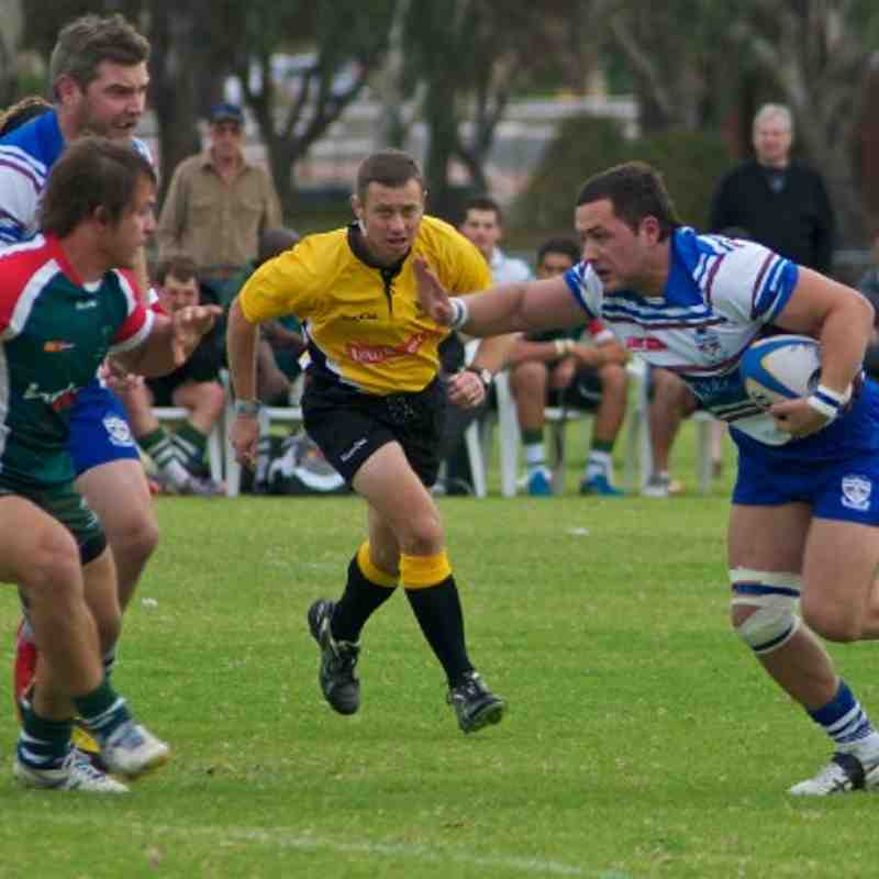Premier Grade vs Wanneroo 14 May
