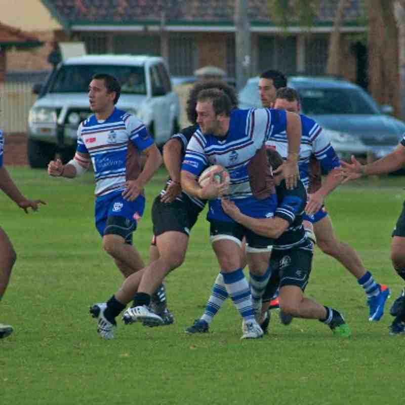 Premier Grade vs Perth Bayswater 21 May