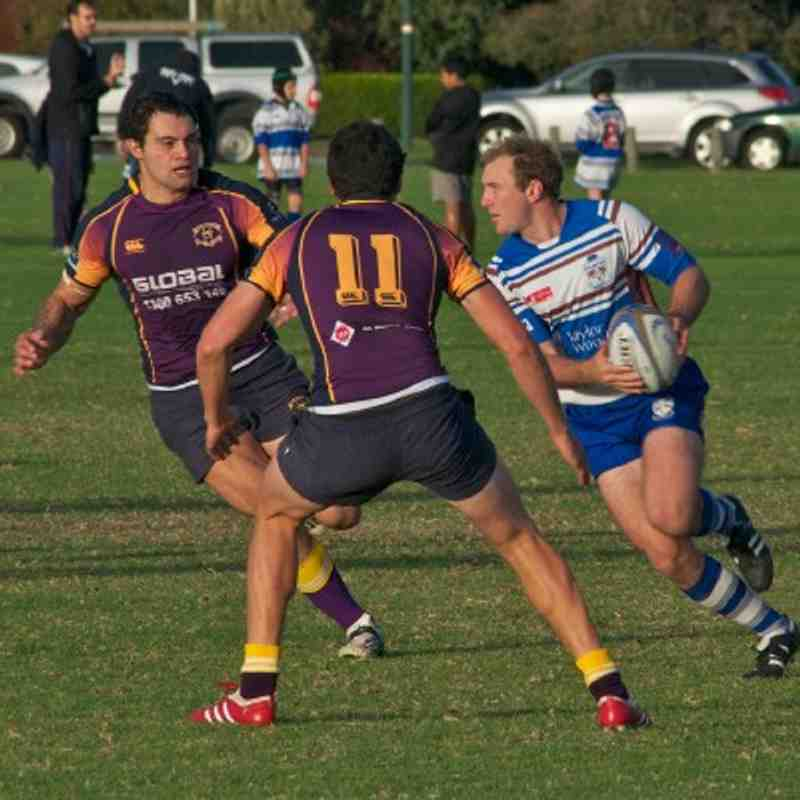 Premier Grade vs Rockingham 2 July