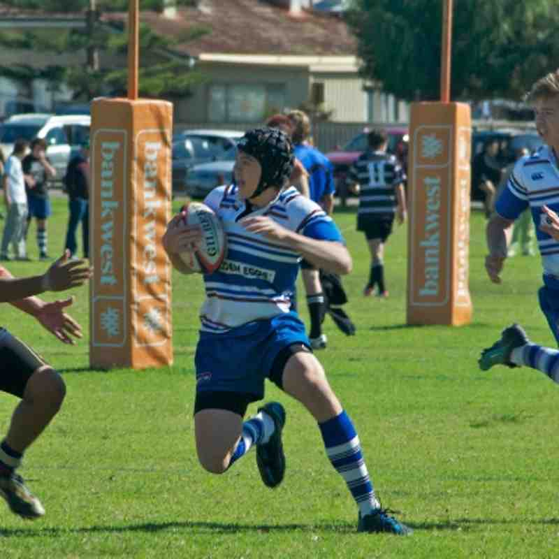 U16s vs Wests Subiaco 27 August