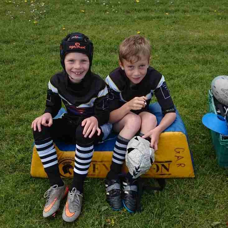 Match Report - Queensbury U9s v Greetland Allrounders U9s