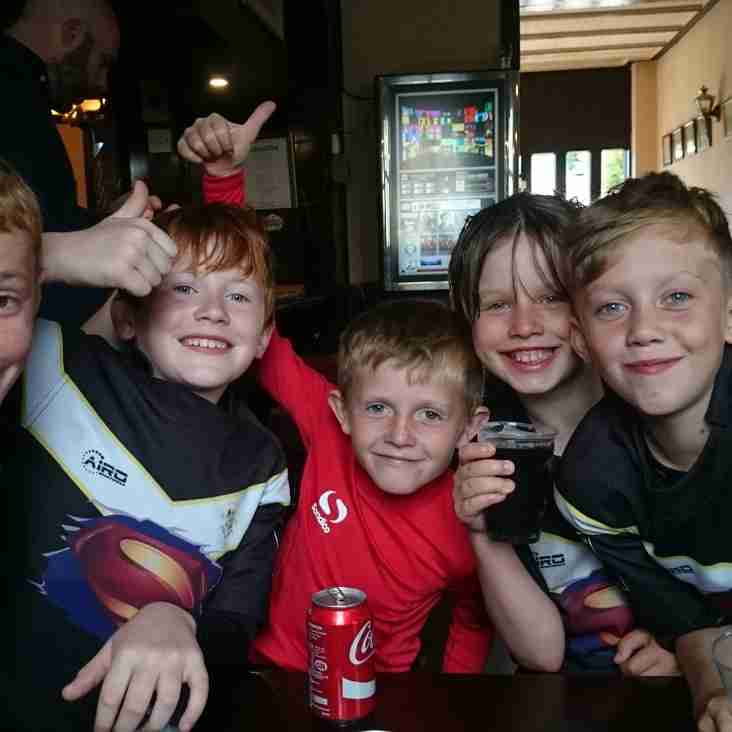 Match Report - Newsome Panthers U9s v Greetland Allrounders U9s