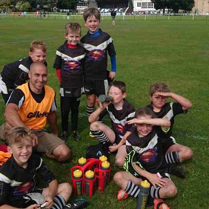 Match Report - Kellingley U9s v Greetland Allrounders U9s