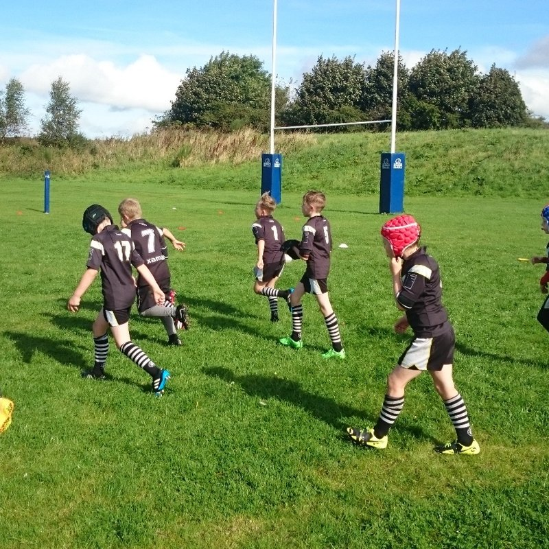 U9s v King Cross 11.9.16