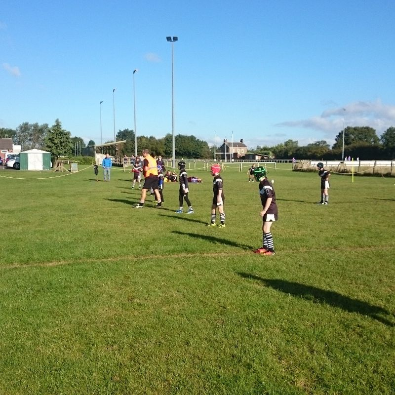 Match Report - Hewarth U9s v Greetland U9s