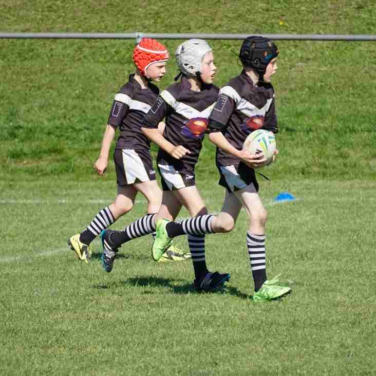 Match Report - Greetland Allrounders U9s v Keighley Albion U9s