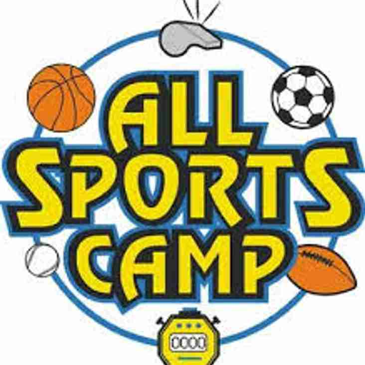 Easter Sports Camp