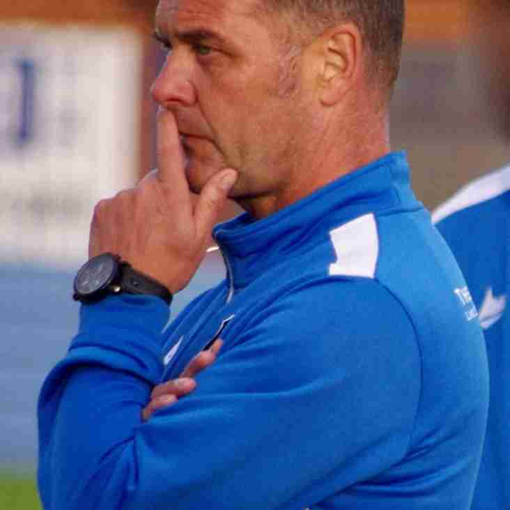 League: Post-match interview with Sean Regan (Brigg Town 0-2 Eccleshill United FC)