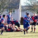 'Heid see off Dyce in stop start match