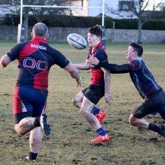 Dyce vs Peterhead - 17 Feb 2018