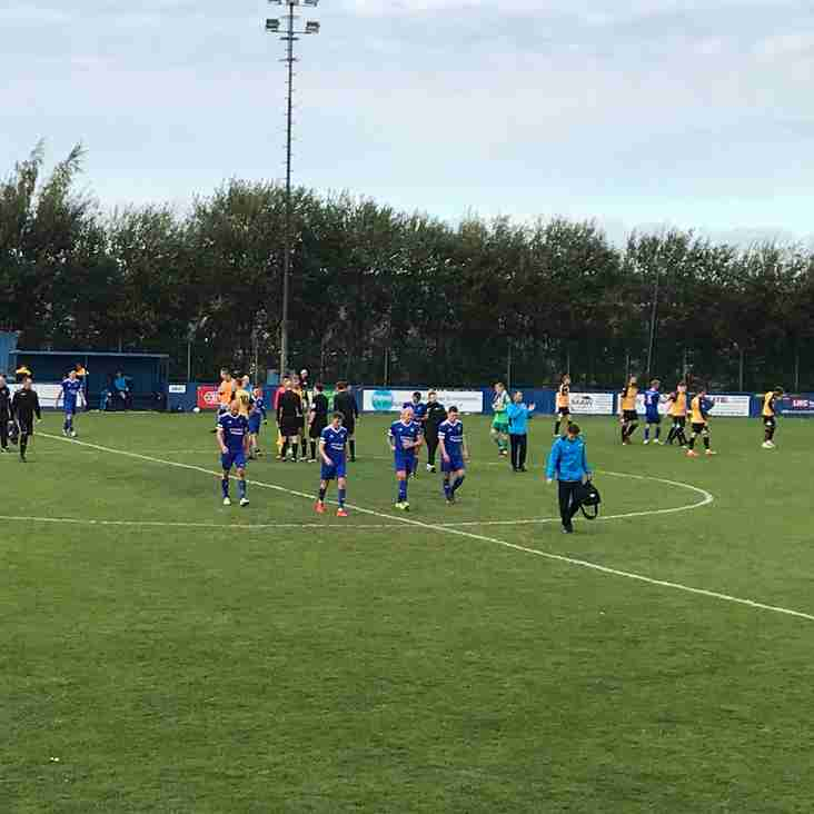 Match report: Farsley Celtic 0-3 Southport