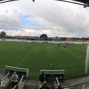 Match Report: Nantwich Town 2-1 Farsley Celtic