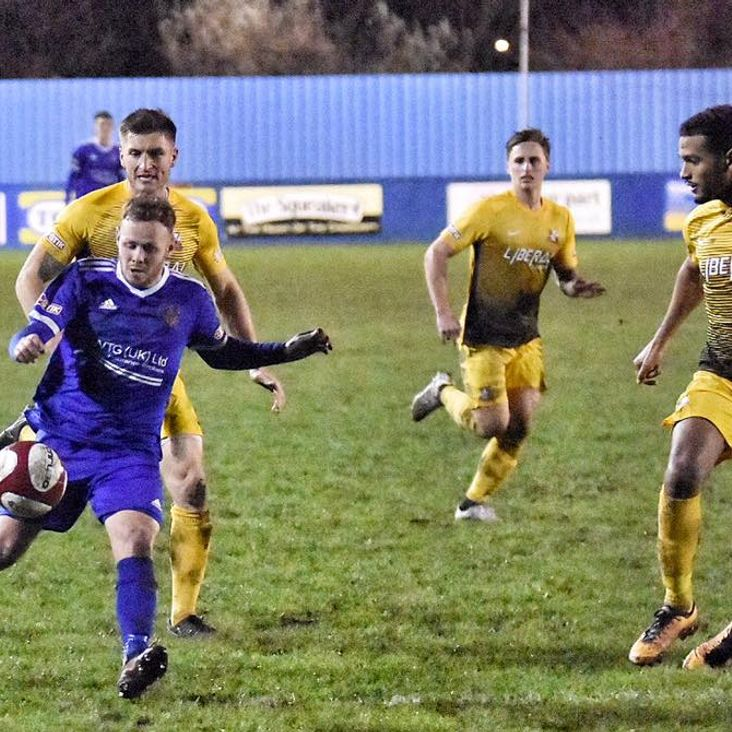 Match Report: Farsley Celtic 2-0 Basford United<
