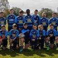 Hull Wyke U12s beat Cottingham Tigers 18 - 38