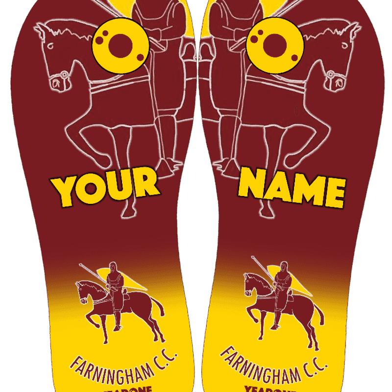 Farningham Flip Flops
