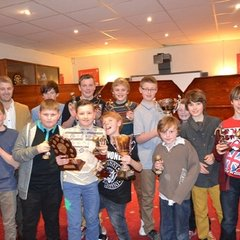 Wildcats Presentation Night December 2012