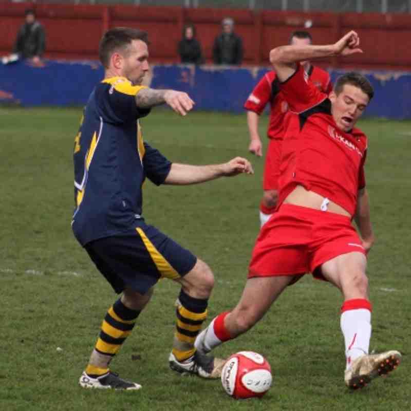 Carlton Town v. Sheffield FC, 7th April 2012