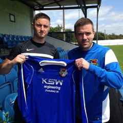 Another new signing