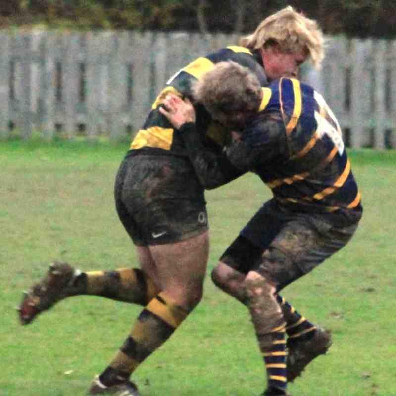 2012 17th Nov 1st vs Eastbourne 2XV