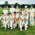 Poulton Festival vs. Cheltenham Cricket Club